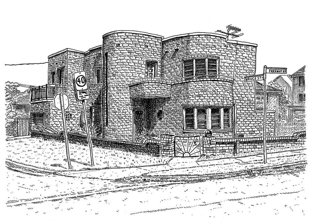 Bruce Street, parkway house.jpg