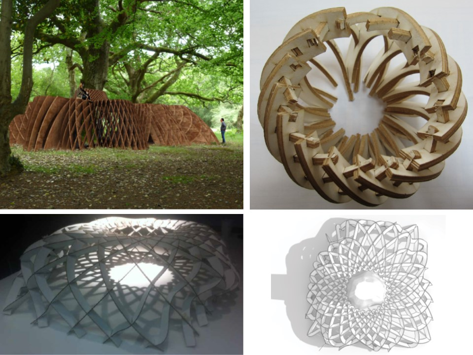 Copy of Forest school gridshell