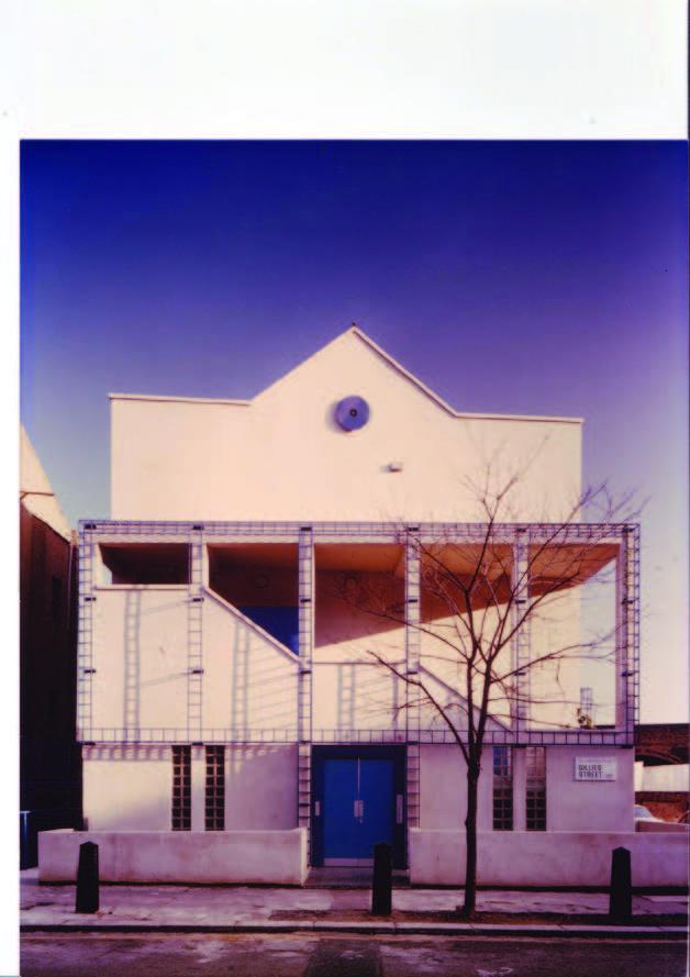 Carlton Chapel House -