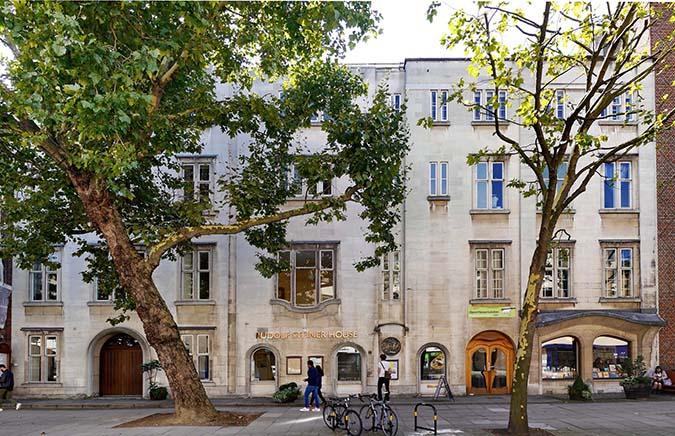 Steiner House -