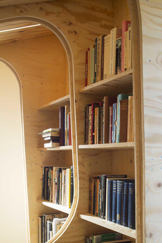 Loft Library -
