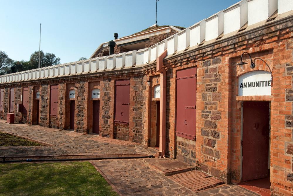 Fort Schanskop, Pretoria.