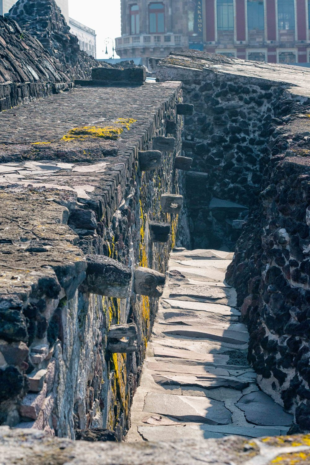 Templo Mayor, Mexico City.