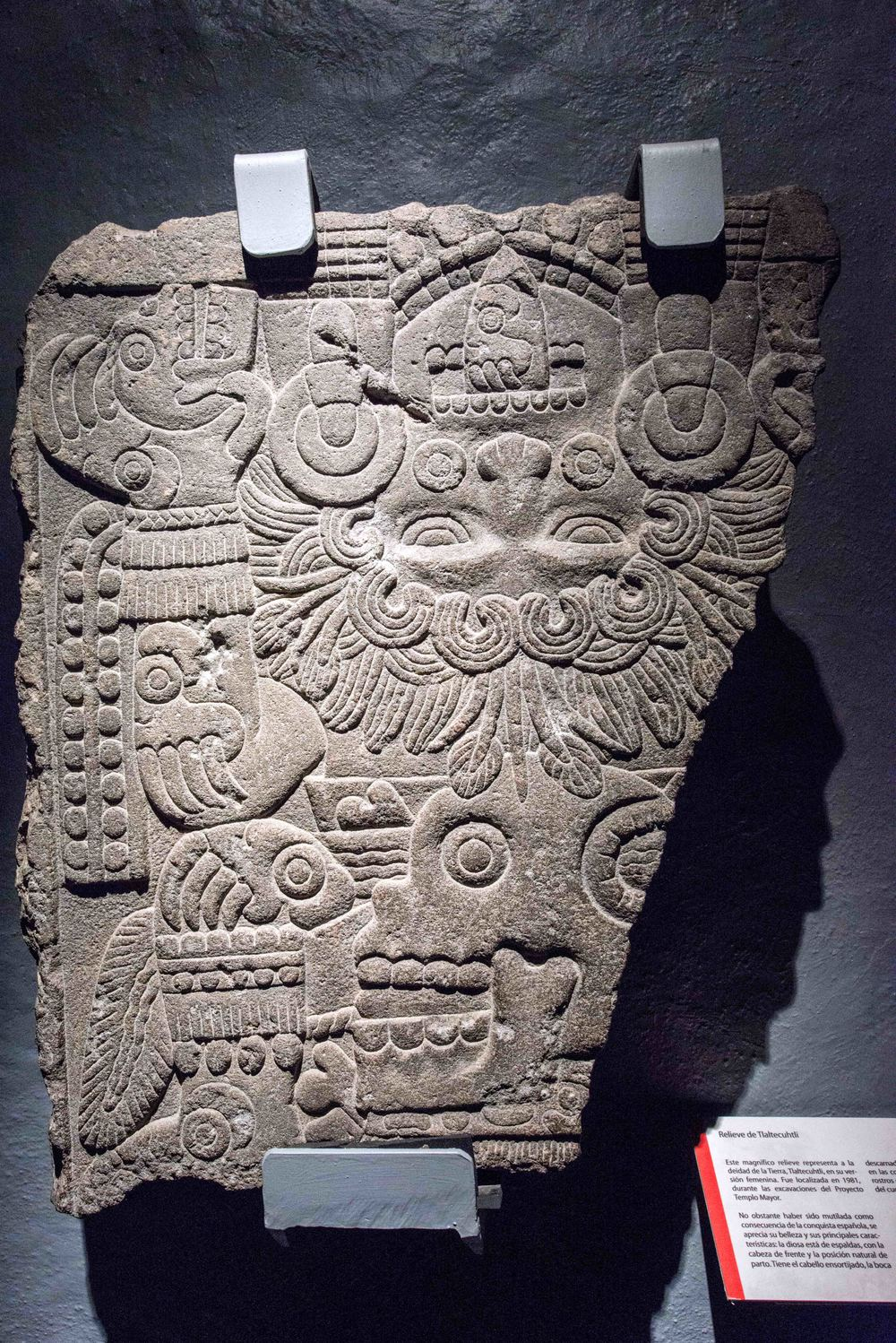 Templo Mayor Museum, Mexico City.