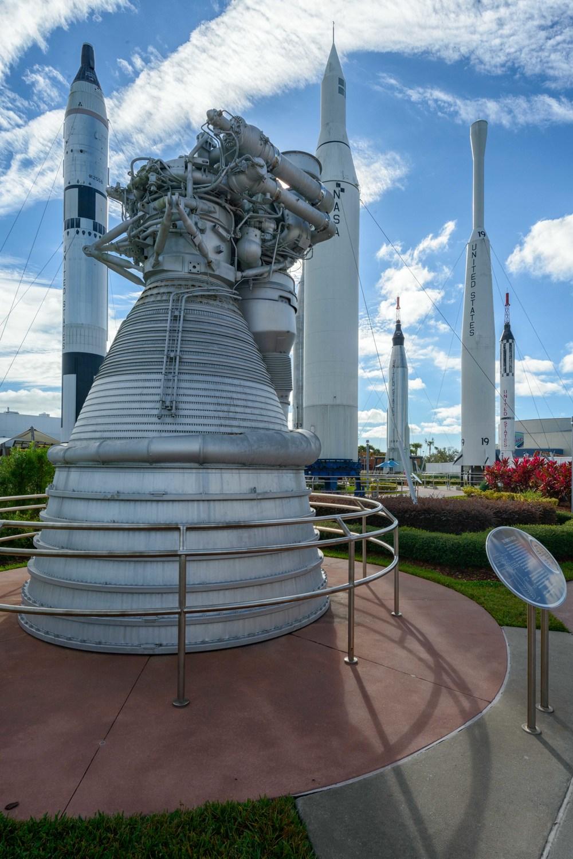 Kennedy Space Center - Rocket Garden -001.jpg