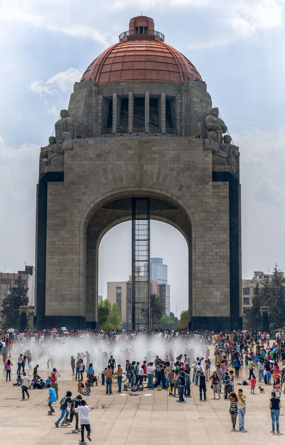 Monumento Revolucion Mexicana - 001.jpg