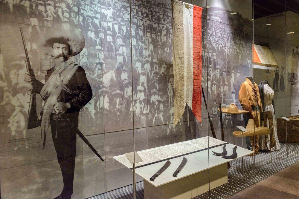 General Emiliano Zapata Salazar.