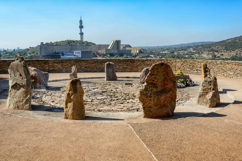 Isivivane, the resting place for those who played a part in the freedom and liberation of South Africa.