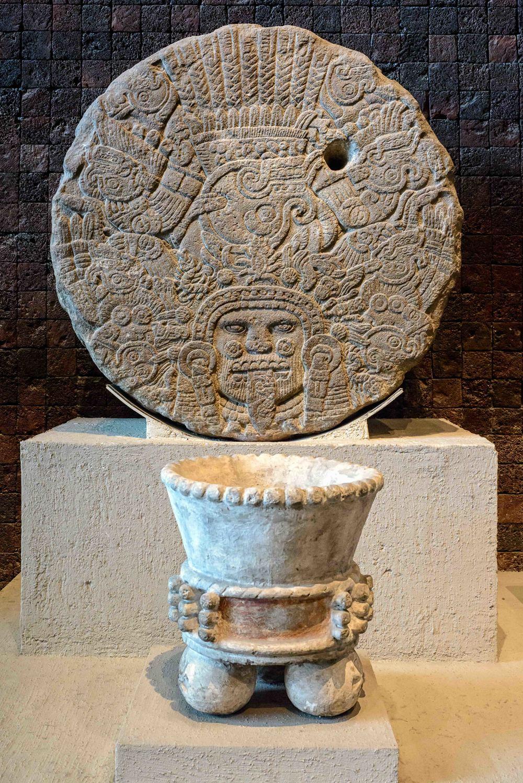 Museo Nacional de Antropologia - Mexico - 004.jpg