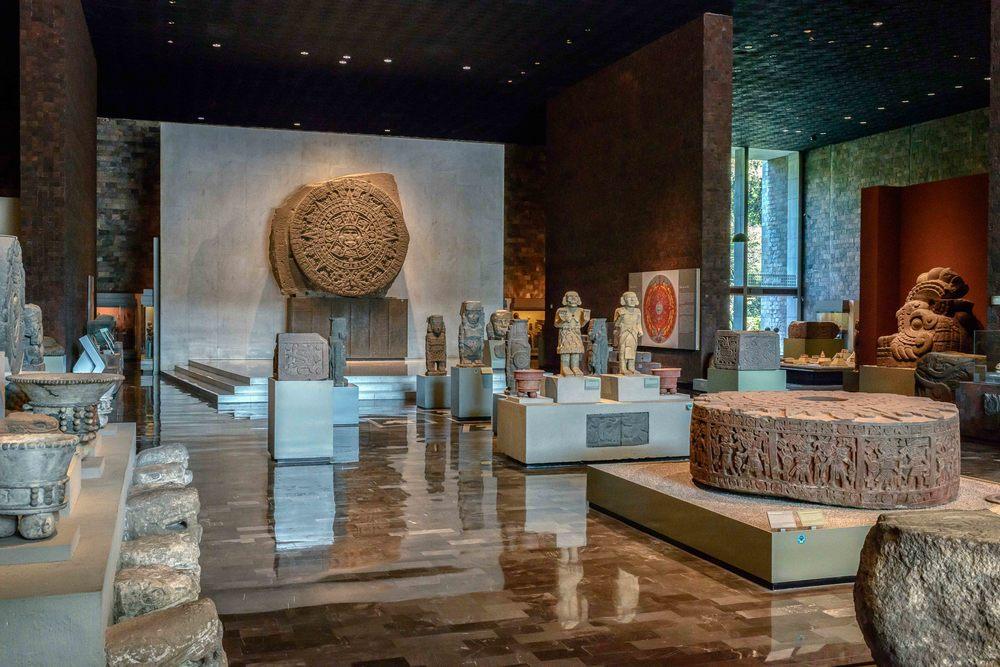 Museo Nacional de Antropologia - Mexico - 007.jpg