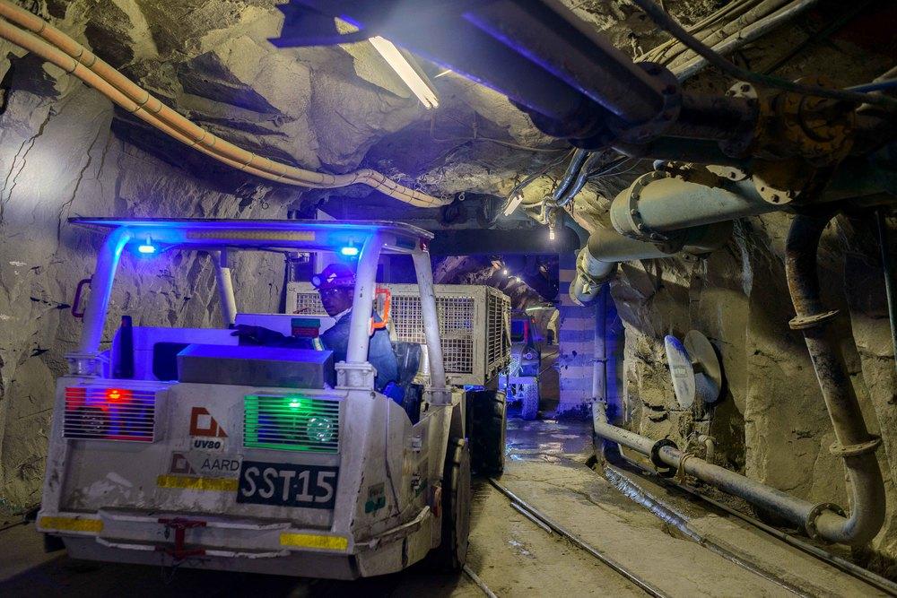 Cullinan Diamond Mine - Underground Tour - 009
