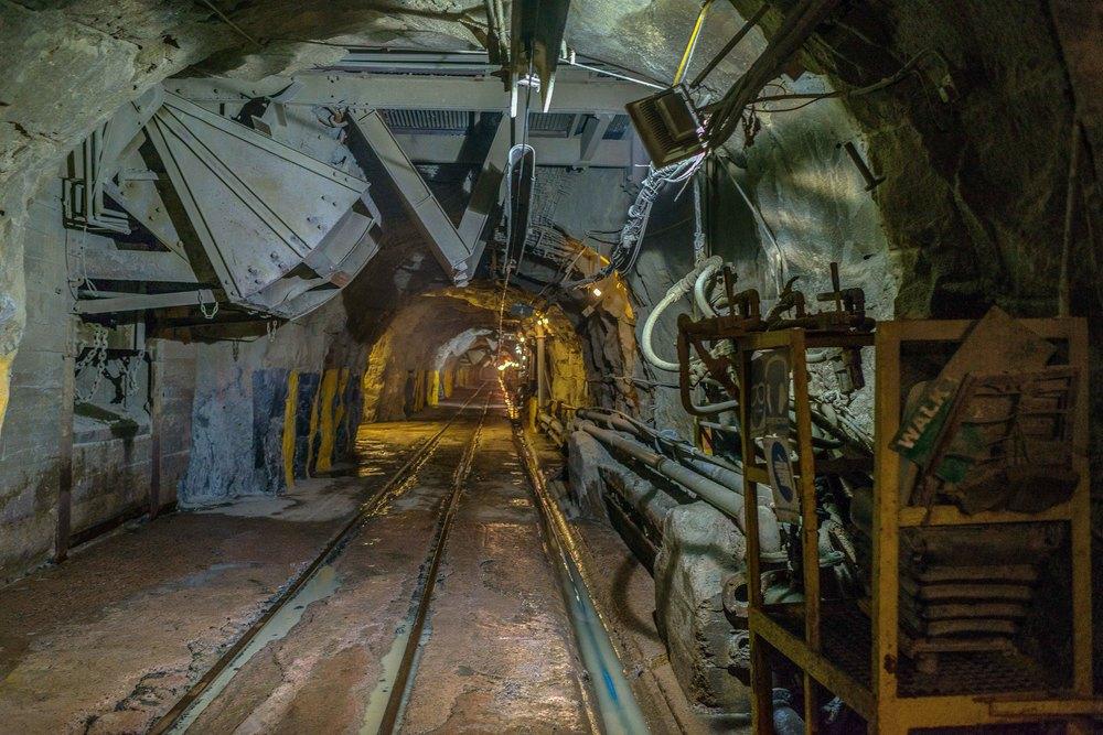 Cullinan Diamond Mine - Underground Tour - 014