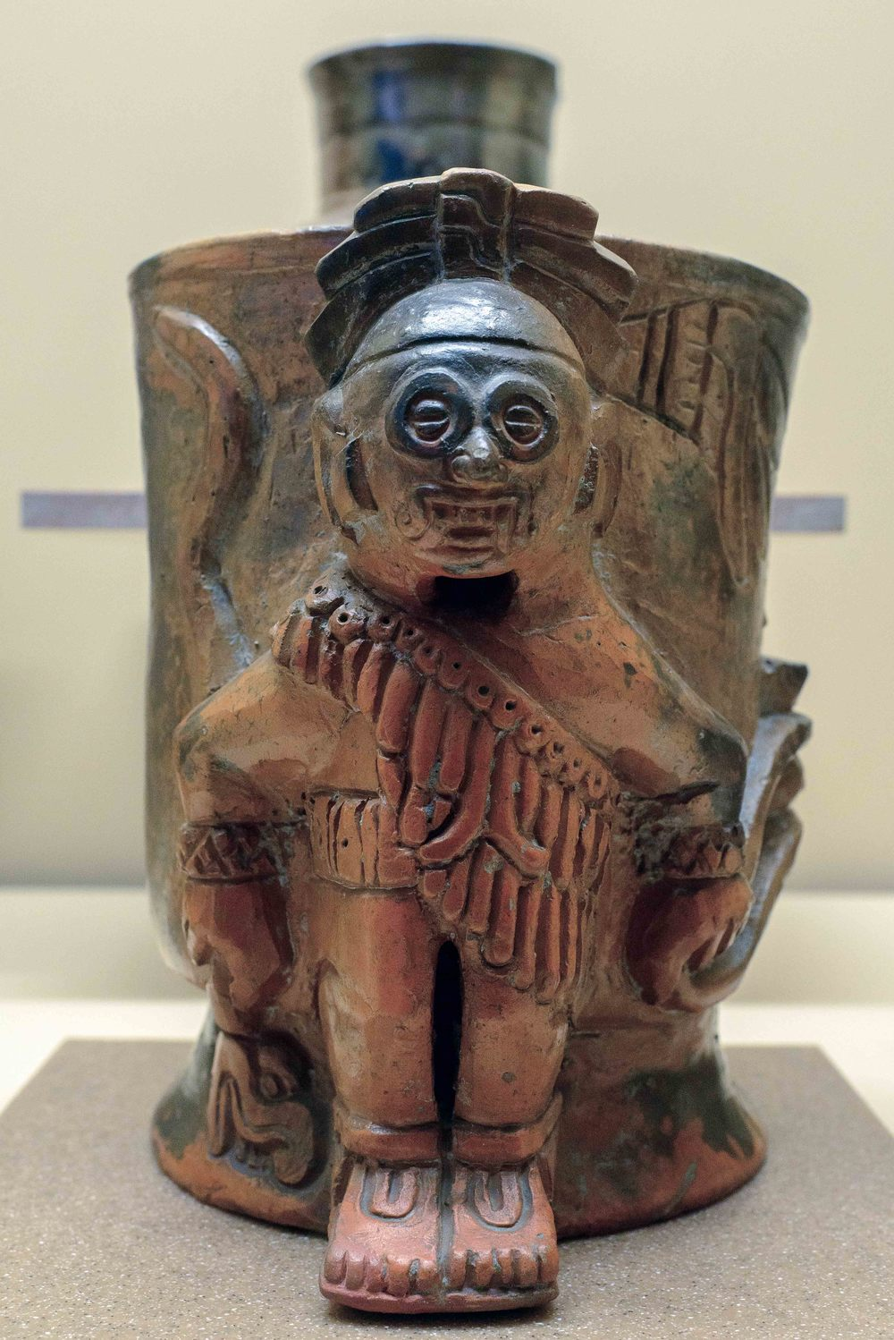 Vessel of god Tlaloc.