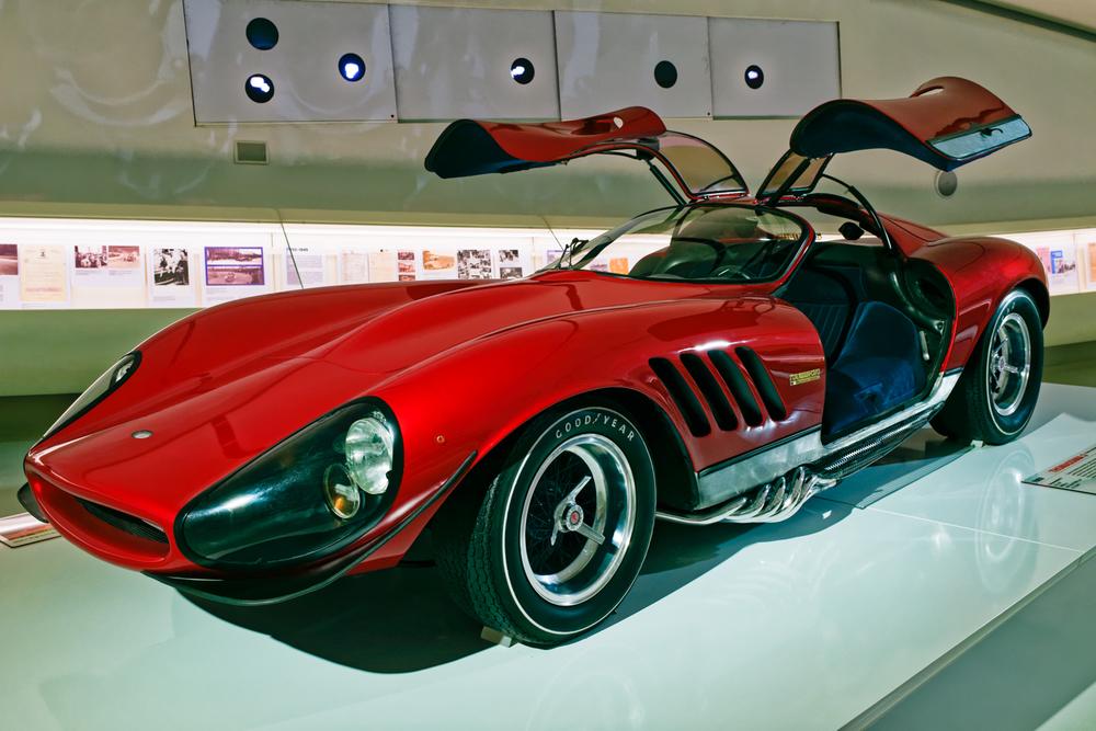 Museum Enzo Ferrari - 003.jpg