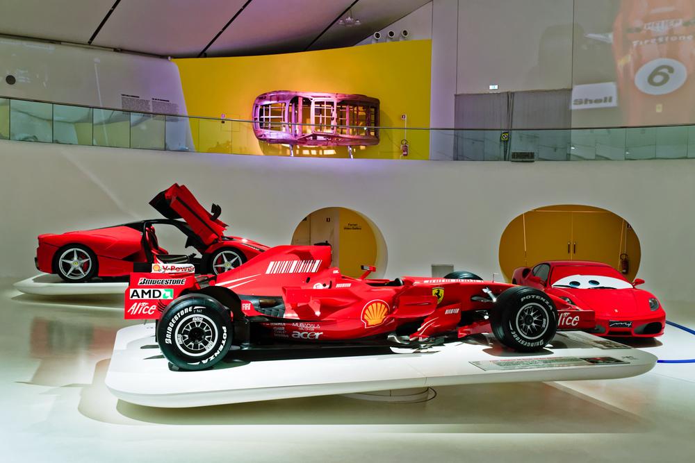 Museum Enzo Ferrari - 005.jpg