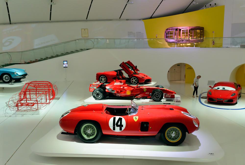 Museum Enzo Ferrari - 004.jpg