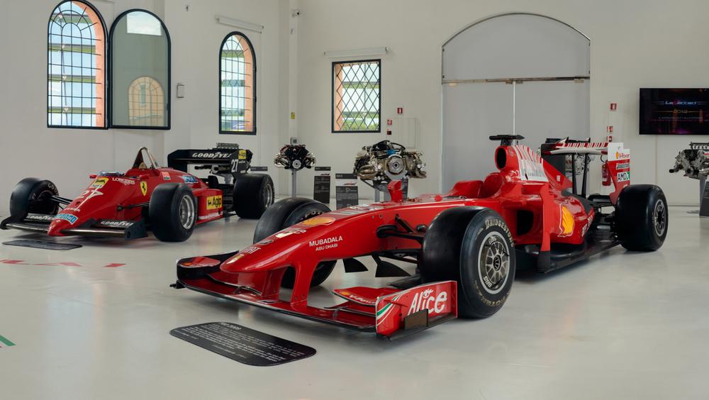 Museum Enzo Ferrari - 019.jg