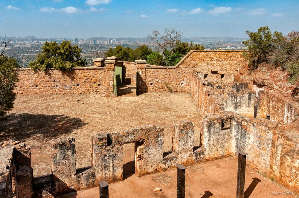 Pretoria Forts Wonderboompoort