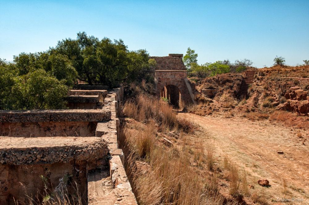 Pretoria Forts Daspoortrand
