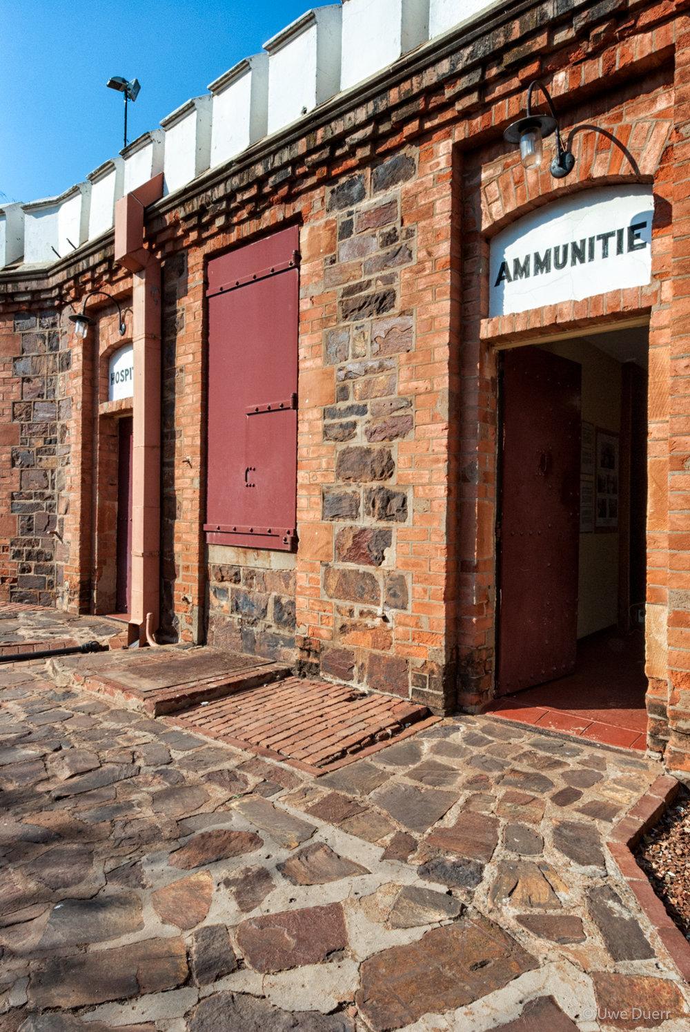 Pretoria Fort Schanskop