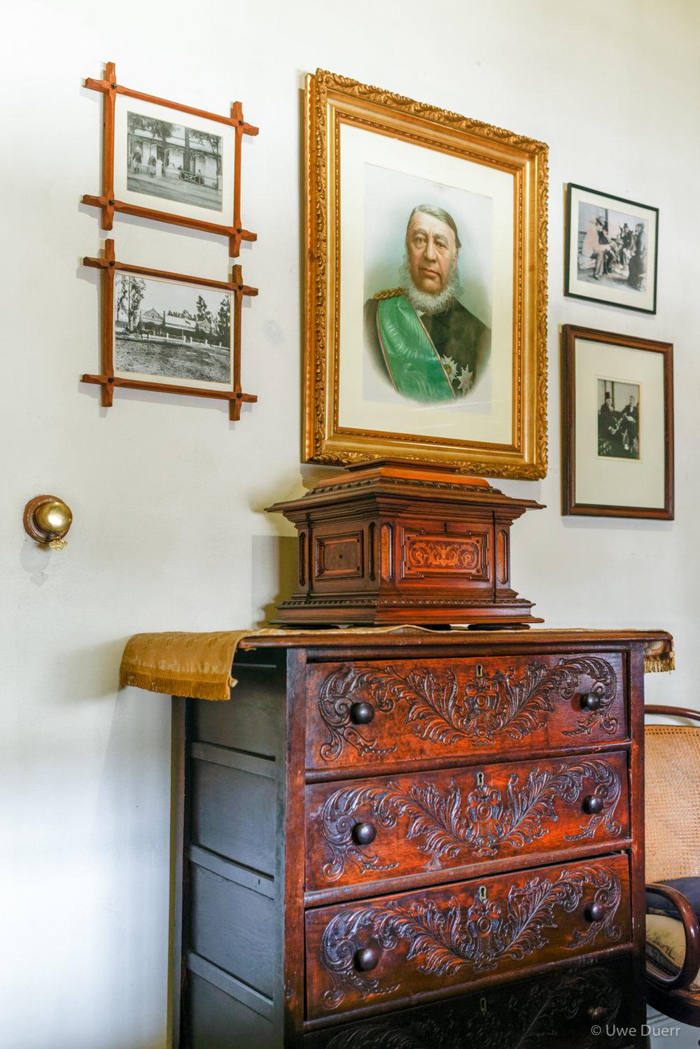Kantor (Office) in Paul Kruger Museum, Pretoria.