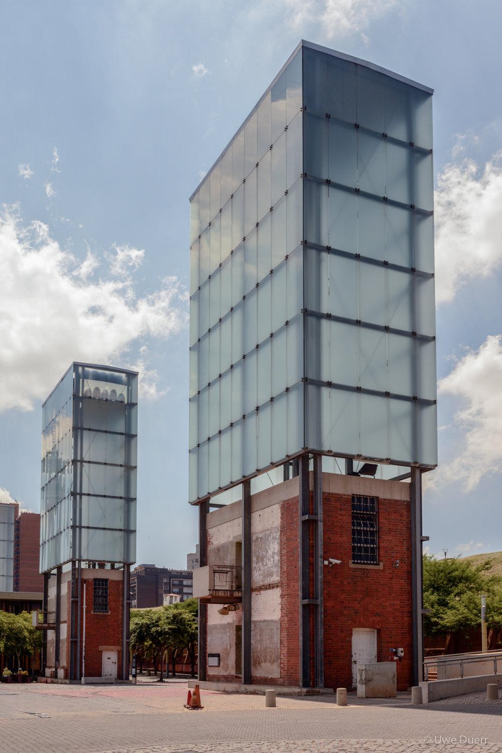 Constitution Square, Constitution Hills, Johannesburg.