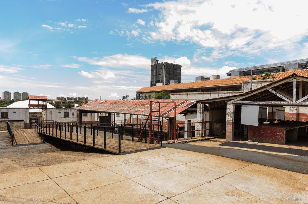 Number 4/5, Constitution Hills, Johannesburg.