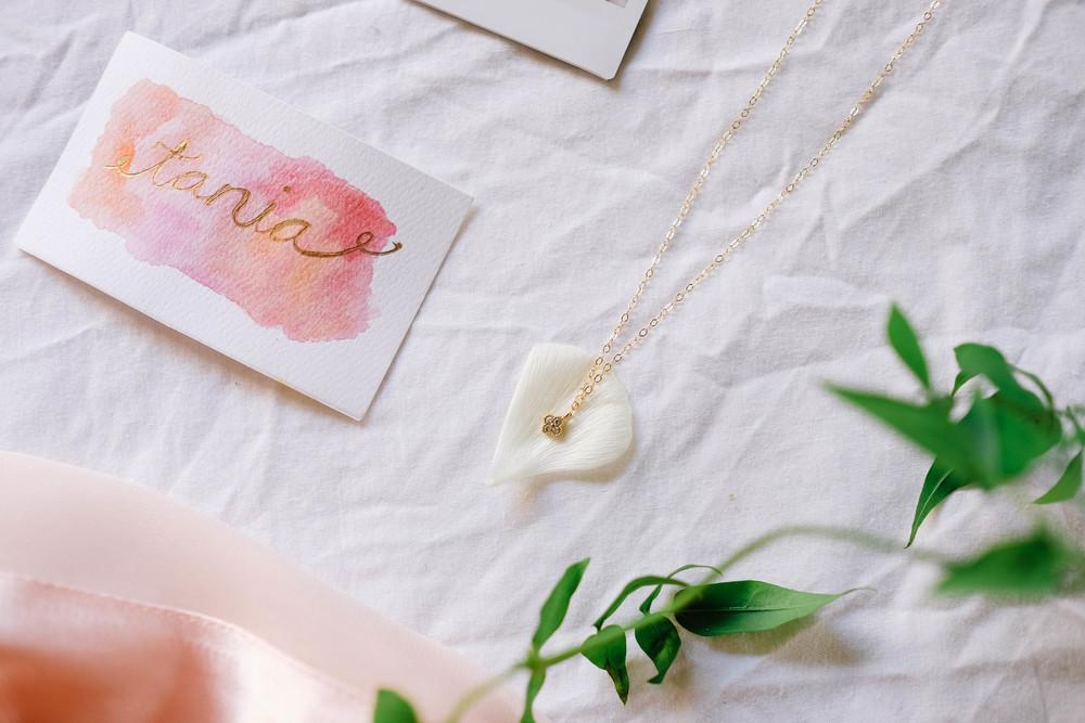 bridesmaid necklace