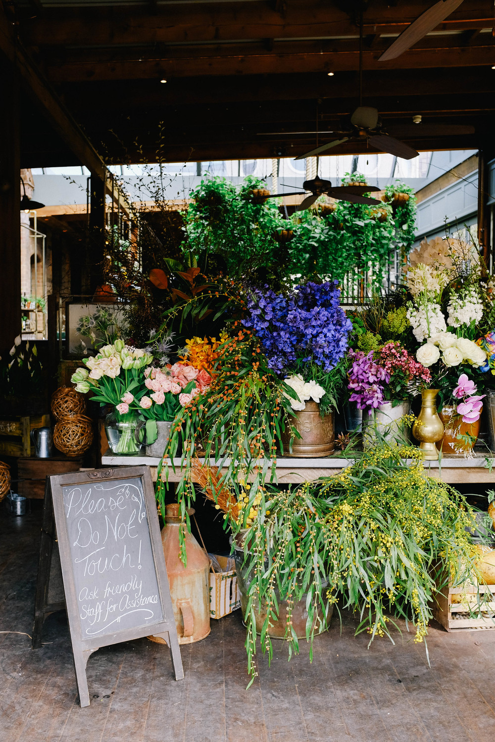 Florist at the Grounds