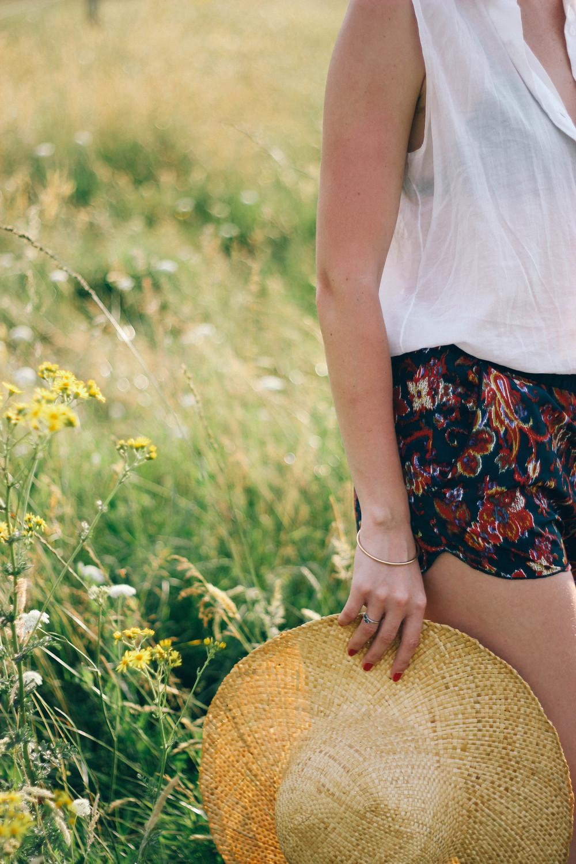 In The Fields of Gold - Joy Felicity Jane