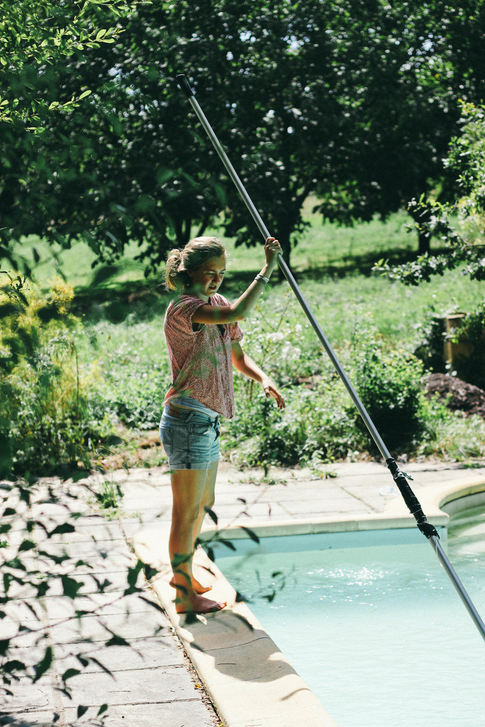 A Lot of Lunching & Swimming in France | Part II | Joy Felicity Jane