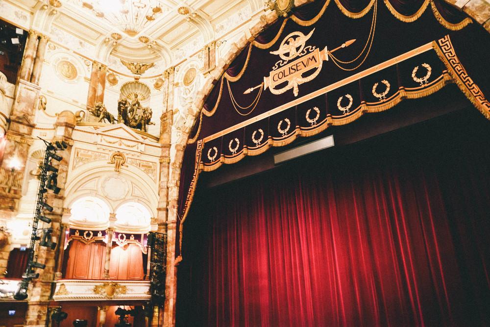 Date Night At The Opera | Joy Felicity Jane