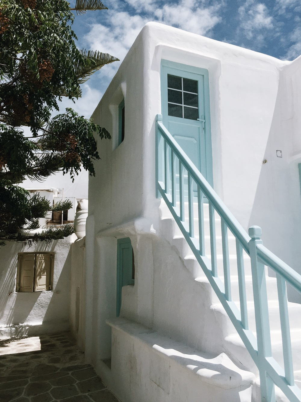 Postcards From Mykonos | Joy Felicity Jane