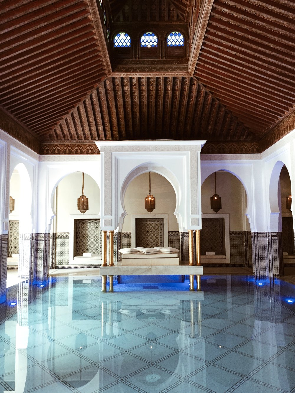 La Mamounia, Morocco