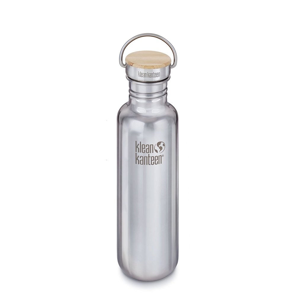 Klean Kanteen Vacuum Insulated Water Bottle 592ml - Take it everywhere, ditch the plastic bottles!
