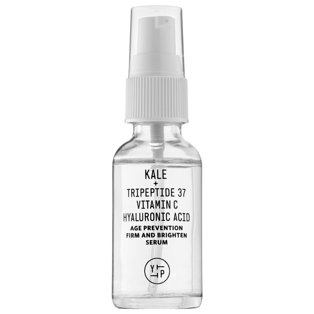 Youth to the people firm & brighten serum - Kale is your best friend