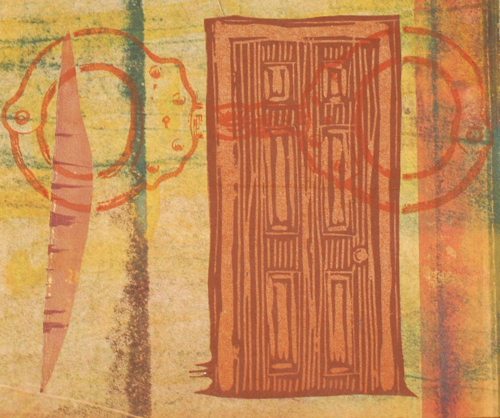 Door and prison