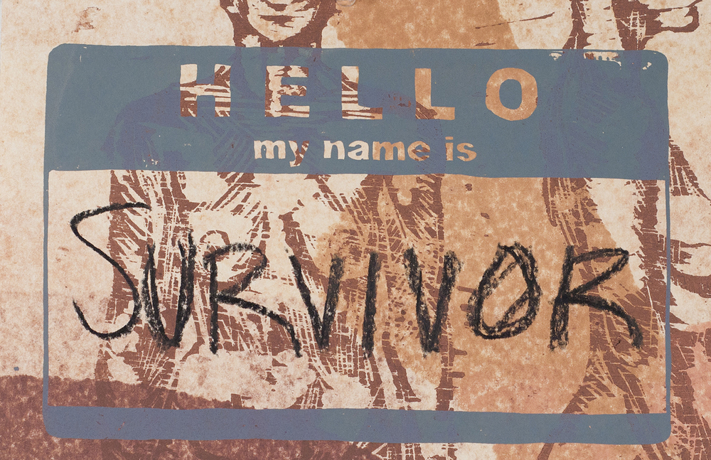 Hello, my name is...(survivor)