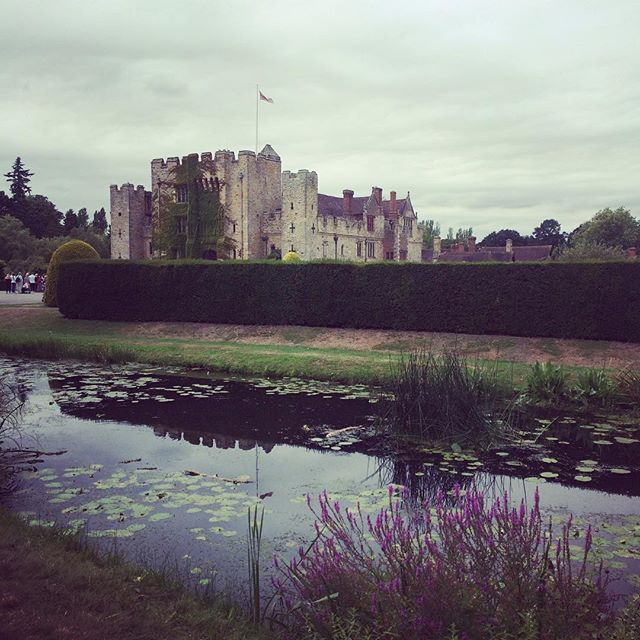 Continuing this week's run of modest venues. The Mikado tonight (as Pish-Tush), Patience tomorrow (as Bunthorne) at Hever Castle.