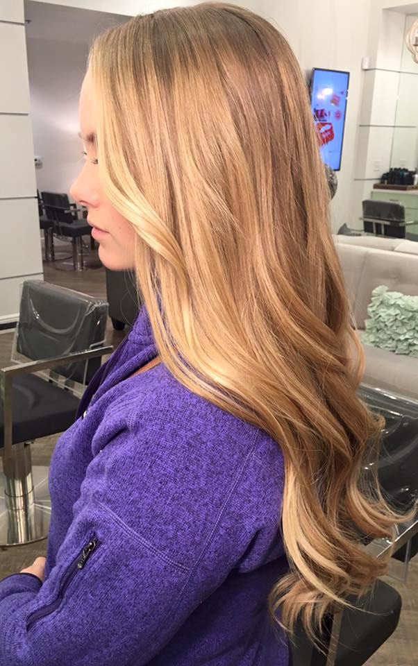 Beautiful Balayage in Austin