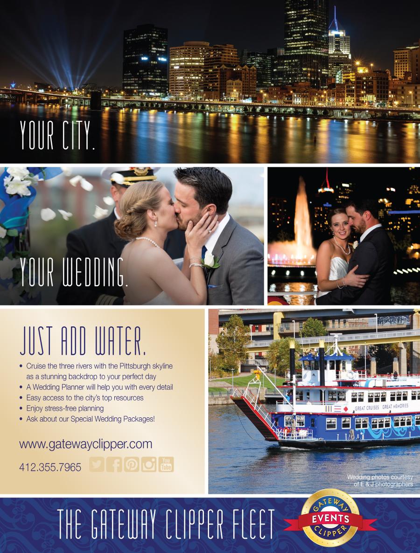 Pittsburgh Magaizne Wedding Issue 2015