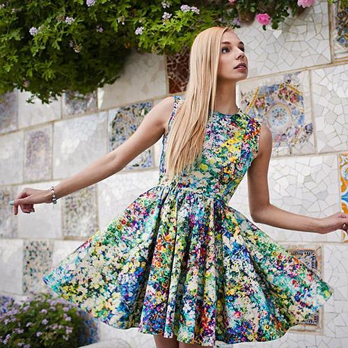 Пошив платьев на заказ по индивидуальным меркам