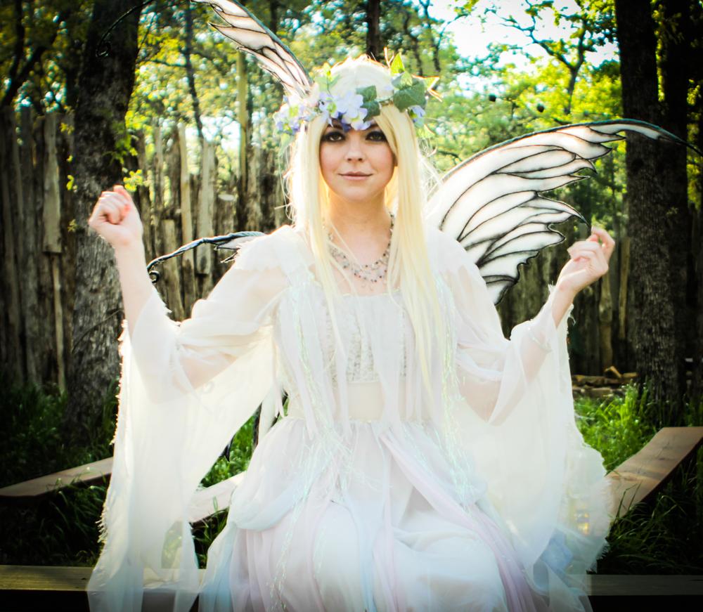 The Faerie Queen (Jennymarie Jemison)