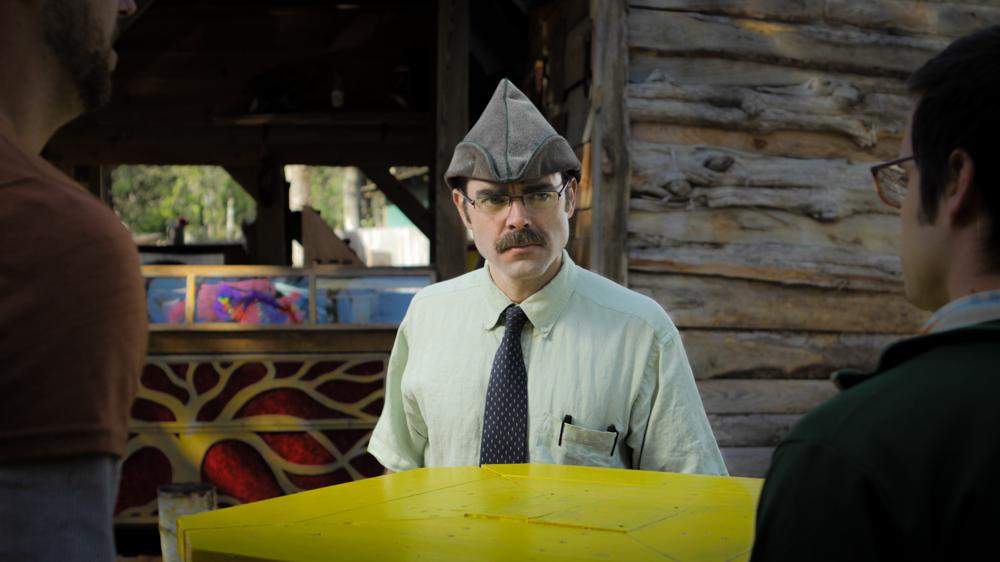 Ted Pern (Jay McKinney)