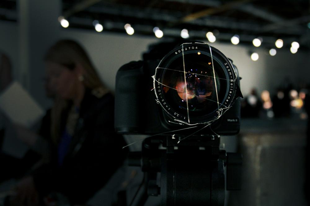 Galliano lens flare
