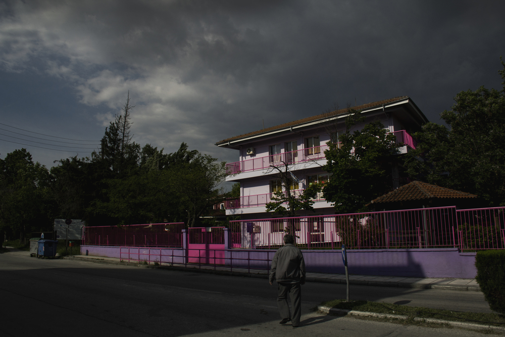 Serres, Macedonia