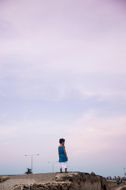 Boy, Cartagena (2016)