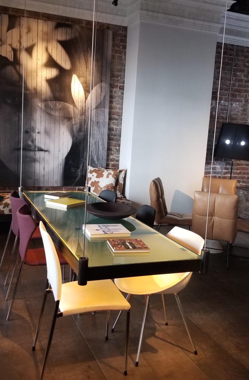 Zeppelin Hotel/Rambler Restaurant, San Francisco