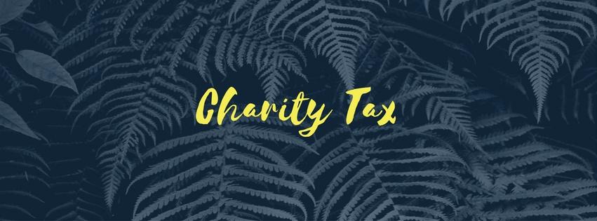 Charity Taxes