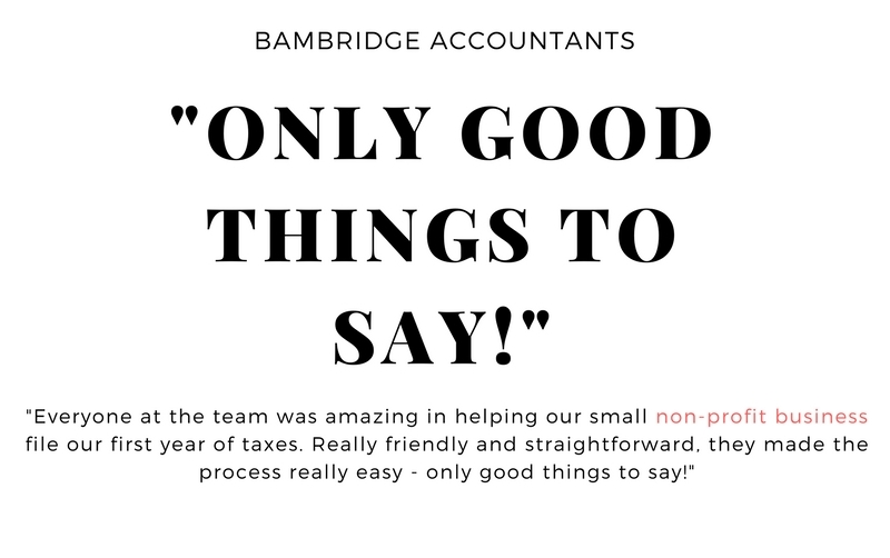 As an American living and working in the UK, I needed someone who could prepare US taxes as well as the UK, and Bambridge Accountants fit the bill perfectly. Knowledgeable and responsive, always willing to accommodat.jpg